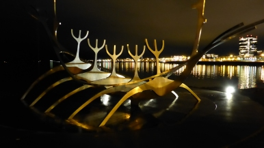 Sea Voyager Sculpture