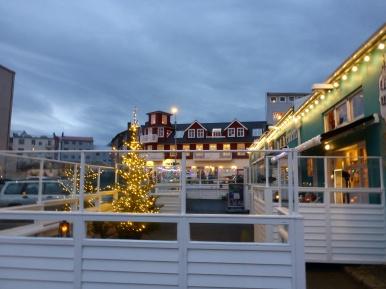 Reykjavik Harbourside