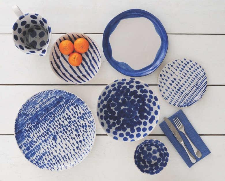 habitat blue orange dinnerware.jpg