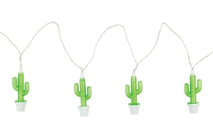 Cactus Fairy String Lights