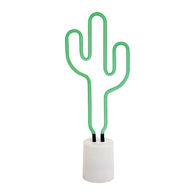 Captivating cactus lamp